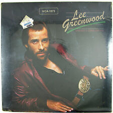 LEE GREENWOOD Somebody's Gonna Love You LP 1983 COUNTRY (SEALED/UNPLAYED)