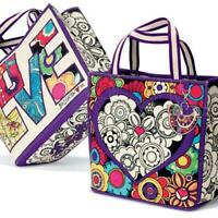 Brighton LOVE GROOVE TOTE    $100    NEW IN PACKAGE