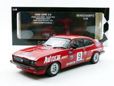 Minichamps Ford Capri 3.0 Winner Brands Hatch Short Circuit 1978 #8 1/18 New!