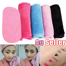 Cloth Cleaning Towel Micro Fibre Make up BO Exfoliation Makeup Remover Towels