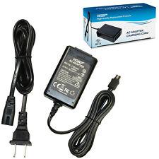 HQRP AC Adapter for Sony Handycam DCR-SR47 DCR-SR47E DCR-SR47L DCR-SR47R