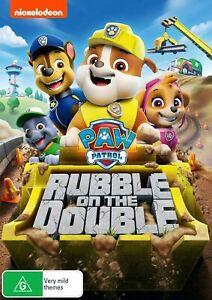 Paw Patrol - Rubble On the Double (DVD), NEW SEALED AUSTRALIAN RELEASE lot 241