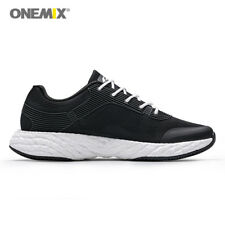 ONEMIX Women Sneakers Energy Drops Breathable Jacquard Vamp Light Running Shoes