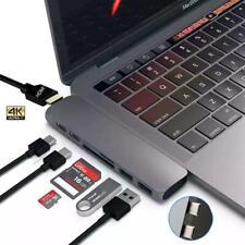 USB 3.1 Type-C Hub Adapter To Thunderbolt 3 For Macbook Pro/Air USB C Hub HDMI