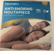 Neomen Anti-Snoring Mouthpiece BPA Free Bruxism MouthGuard