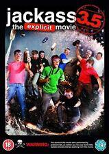 Jackass 3.5 [DVD], , Very Good, DVD