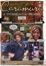 DVD Caramuru Uma Invenção do Brasil [Subtitles English + Portuguese + Spanish]