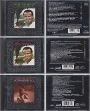 HARRY BELAFONTE All Time Greatest Hits Volume 1 2 & 3 CD Lot Songs 50s 60s 70s
