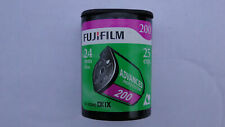 APS Fuji Film Advanced Photo System Nexia A200 Speed 25 Exp  24 mm