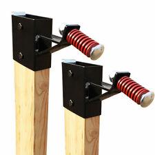 Highwild 2x4 Target Hanger, Target Mount Bracket -for Ar500 Steel Target 2 Pack