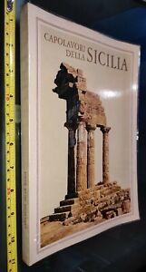 GG LIBRO: CAPOLAVORI DELLA SICILIA - 1977