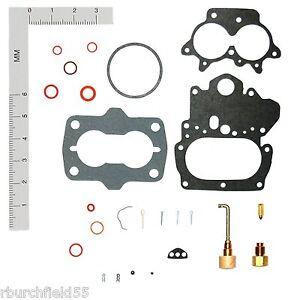 Walker Products 159025 Carburetor Repair Kit STUDEBAKER (8) 1963-64 (S-2)