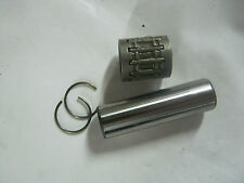 Suzuki TS125 TC125 RV125 DS125 nos piston pin clip and bearing set 71-81