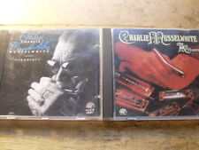 Charlie Musselwhite [2 CD Alben] Ace of Harps+Signature