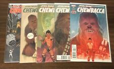 STAR WARS CHEWBACCA (Marvel) -- #1 2 3 4 5 -- FULL Series -- Phil Noto