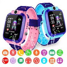 Kids Smart Watch Girls Boys Smartwatch SOS Call GPS Location For Children Kids