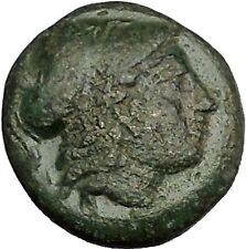 LYSIMACHEIA in THRACE 305BC Athena Lion RARE Poss UNPUBLISHED Greek Coin i52567
