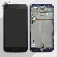 For Motorola Moto E4 Plus XT1775 US Verizon LCD Screen Touch Digitizer + Frame