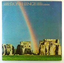 """12"""" LP - Chris Evans - Stonehenge - E911 - cleaned"""