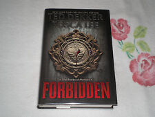 FORBIDDEN by TED DEKKER & TOSCA LEE  *Signed*