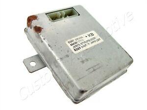 89-92 ISUZU AMIGO RODEO CRUISE CONTROL COMPUTER 8943619790 8944340480 module