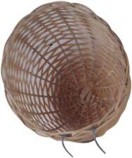 """Hagen Bird Bamboo Canary nest 4"""" x 2.5"""" Small birds Living world lightweight"""