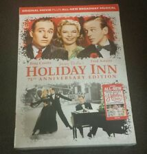 Holiday Inn (DVD, 75th Anniversary Edition) Irving Berlin classic musical NEW