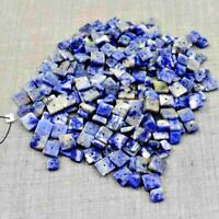 Amazing 220.00 Carats Natural Untreated Drilled Blue Sodalite Heishi Beads Lot