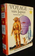 Voyage zu Jupiter, aventures in l'espace