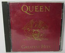 Queen Greatest Hits 1992 Music CD - Freddie Mercury