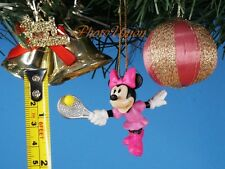 Decoration Xmas Ornament Home Party Decor Disney Olympics Minnie Mouse Tennis