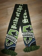 Seattle Sounders FC MLS Soccer Football Scarf