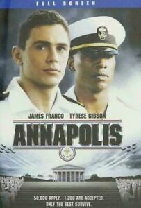 Annapolis DVD - FULL SCREEN - James Franco Movie - REGION 1 USA RELEASE