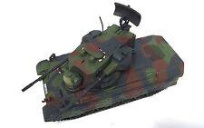 Flakpanzer Gepard MILITARY ARMY VEHICLE 1:72 SCALE - DIECAST TANK PANZER GUN -20