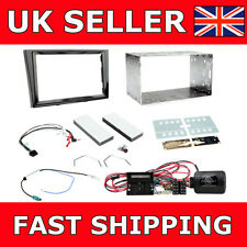 Connects2 CTKVX11 Vauxhall Corsa Astra Piano Black Complete Stereo Fitting Kit