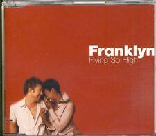 FRANKLYN - flying so high    5 trk  MAXI CD 1999