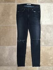 Level 99 Skinny Jeans Sz 27 in Blue (27x31)