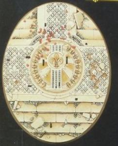 Adepta Sororitas,  Triumph of Saint Katherine,sculpted Citadel 120mm Oval Base.