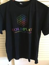 Coldplay A Head Full Of Dreams World Tour 2017 T-Shirt Unisex Large