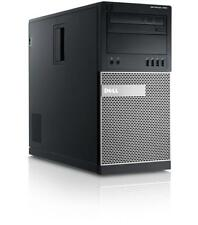 Dell Optiplex 990 MT PC Intel Core i3-2100 3.1GHz 4GB 250GB DVD-RW WIN 10