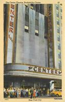 1940s Radio City Empire State Building Chrysler New York Colorpicture 4313