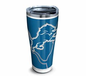 Tervis - 30oz Stainless Steel tumbler - Detroit Lions - NFL (RUSH)