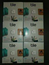 Tile Mate 2nd Gen. - White - 4-pack