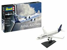 Revell Reve03942 Airbus A320 Neo Lufthansa Livery 1/144