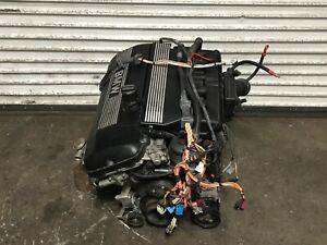 BMW OEM E60 530 530I FRONT ENGINE MOTOR COMPLETE V6 3.0L M54 2004 2005