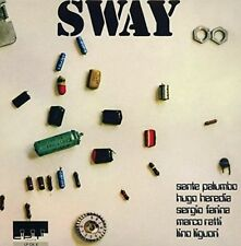 SANTE PALUMBO ORCHESTRA - SWAY NEW CD