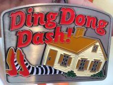 Ding Dong Dash 5K, 10K, Half Marathon Finisher Medal