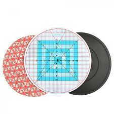 ROUND-ABOUT TURNTABLE, CUTTING MAT & IRONING BOARD SET, By Martelli Enterprise
