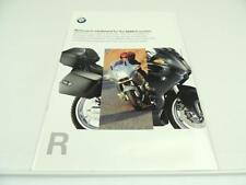 1998 BMW Motorcycle Accessories Dealer Brochure Catalog R Models L2607