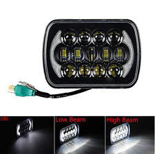 "85W 7x6'' 5X7"" 4800lm 6000K LED Hi-Lo Beams Far/Near Car Head Light Driving Lamp"